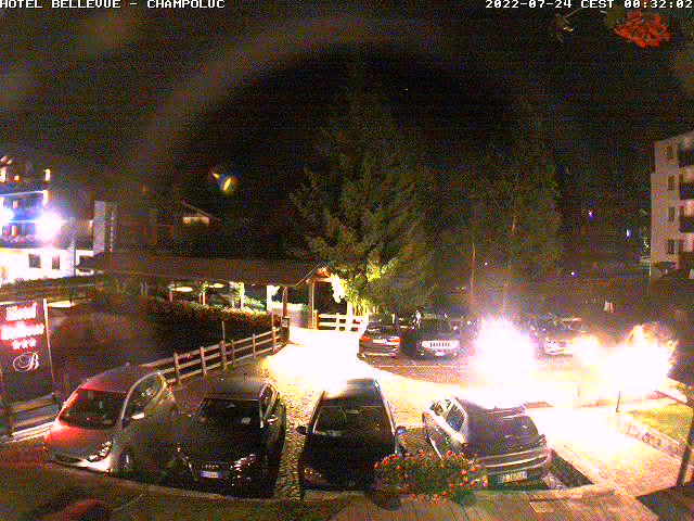 Webcam Champoluc - Hotel Bellevue